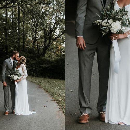 Outdoor, Fall Wedding