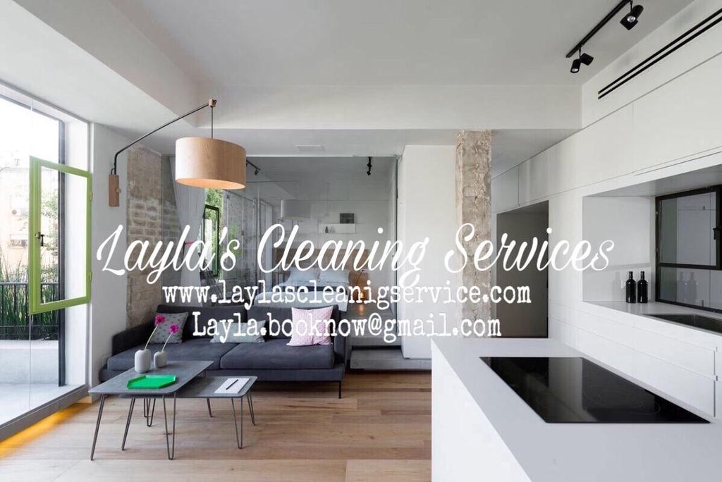 Layla's Cleaning Service