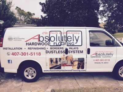 Avatar for Absolutely hardwood Flooring Orlando, FL Thumbtack