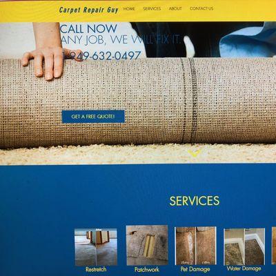Avatar for Carpet Repair Guy Mission Viejo, CA Thumbtack