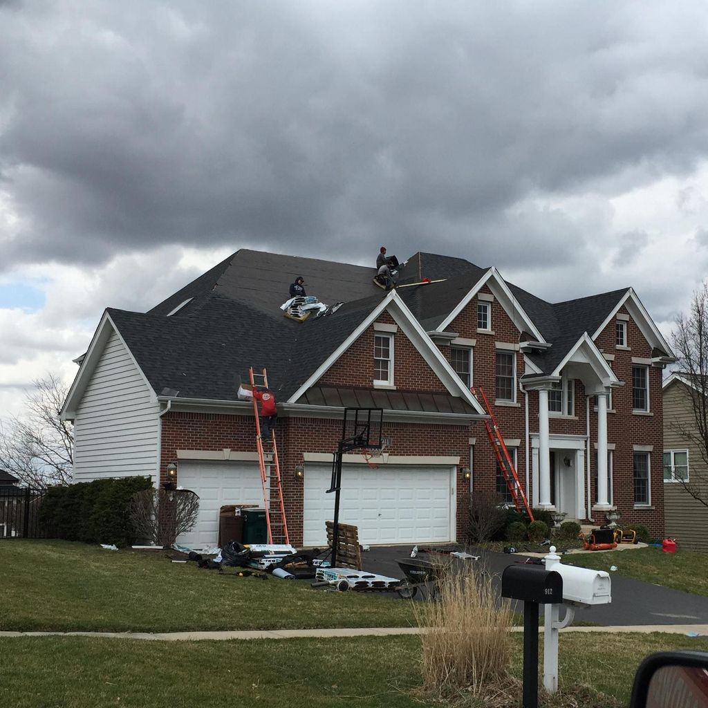 Midwest Roofing and exteriors LLC