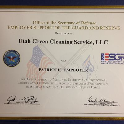 Avatar for Utah Green Cleaning Service Clearfield, UT Thumbtack