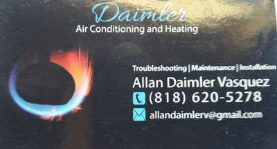 Avatar for Daimler Air conditioning & Heating