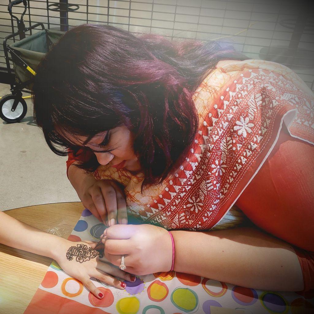 Love. Joy. Henna!