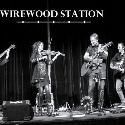 Avatar for WireWood Station, Award winning Acoustic Band