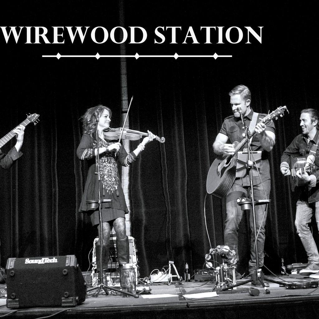 WireWood Station, Award winning Acoustic Band
