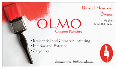 Avatar for OLMO Custom Painting