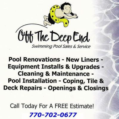 Avatar for Off The Deep End Pools Powder Springs, GA Thumbtack