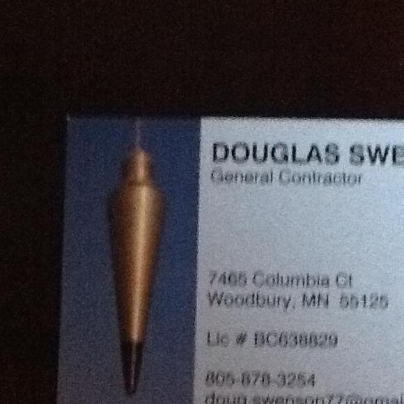 Douglas Swenson