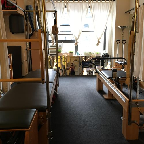 Pilates Studio in Midtown - 7th Ave and 55 St