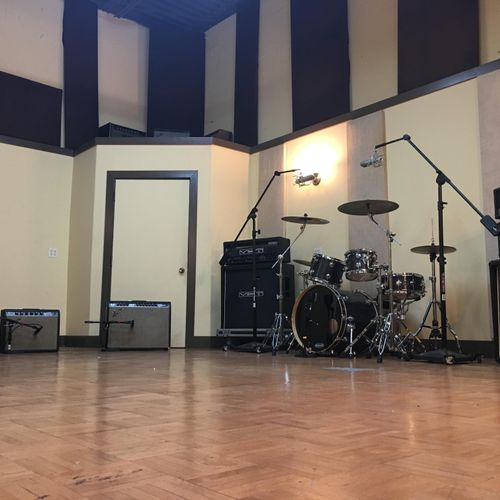 Studio A -Live Room