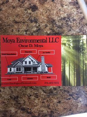 Avatar for Moya Environmental LLC