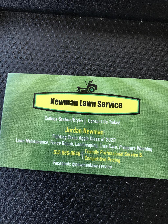 Newman Lawn Care