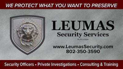 Avatar for Leumas Security Services LLC