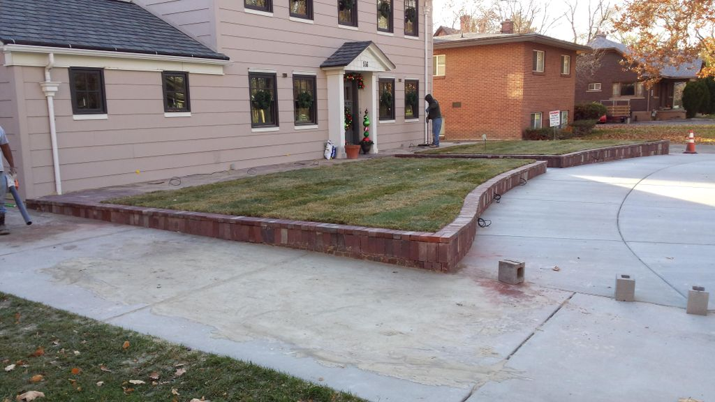 Waterwise Landscaping &Construction.