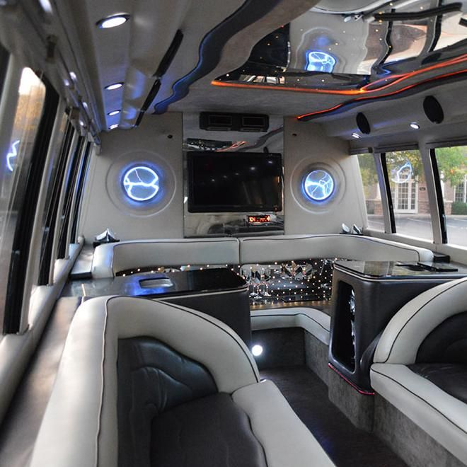 Diamond Limo Bus Service