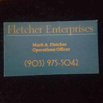 Avatar for Fletcher Enterprises Phelan, CA Thumbtack