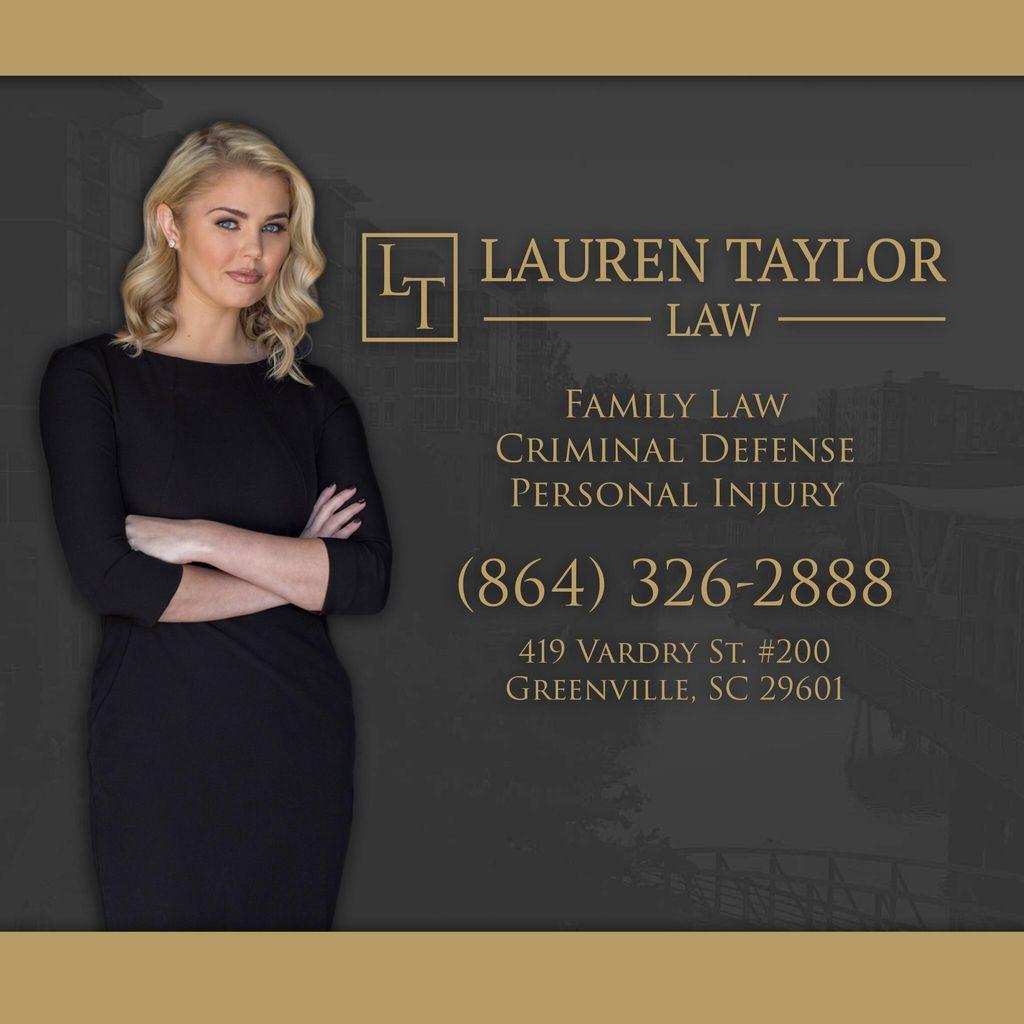 Lauren Taylor Law Llc Greenville Sc
