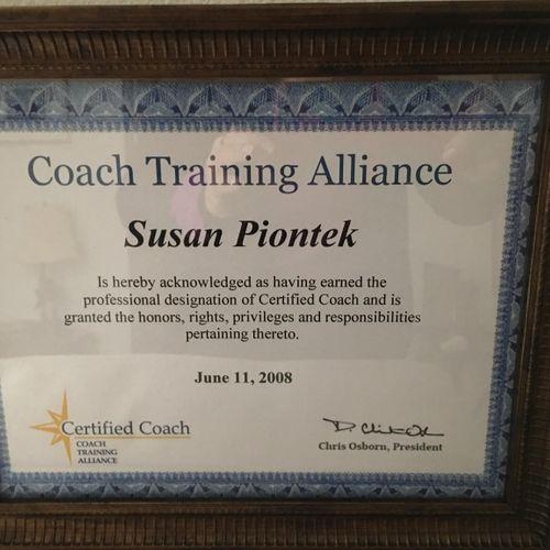 Life Coaching Certification