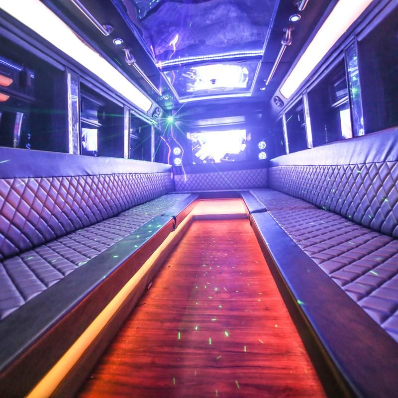 Lol Party Bus - Atlanta Party Bus