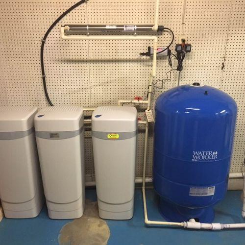 New WaterMAX installation