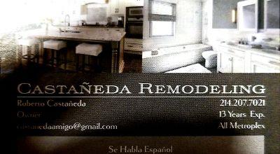 Avatar for Castaneda Remodeling