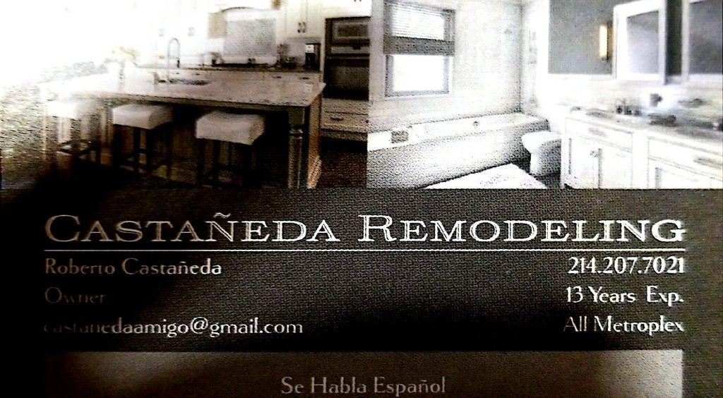 Castaneda Remodeling