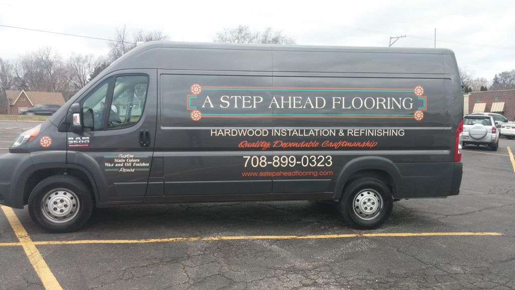 A Step Ahead Flooring, Inc.