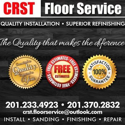 Avatar for Crst floor service