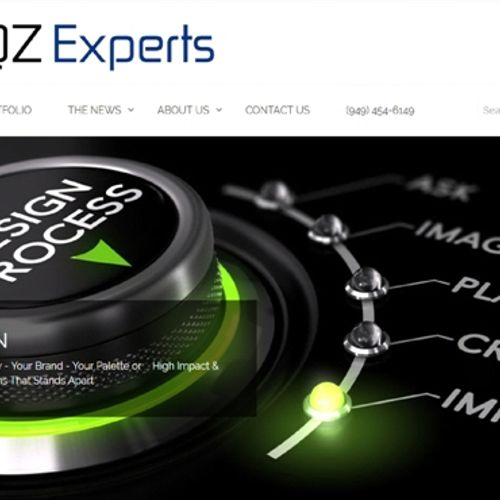 HQZ Experts Website