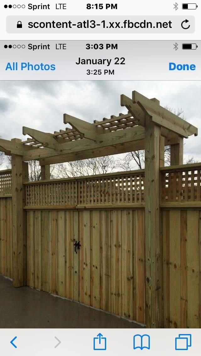 Metropolitan Fence
