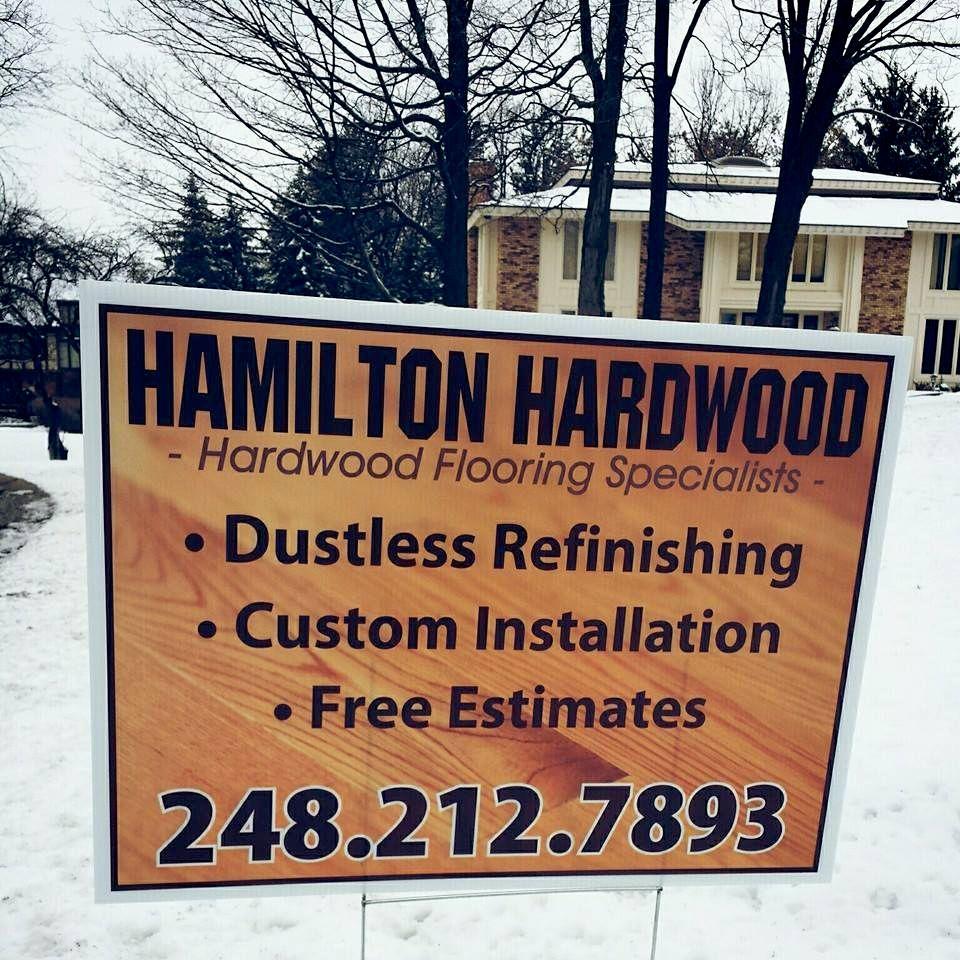 Hamilton Hardwood