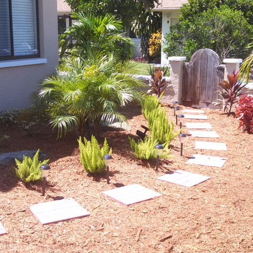 Professional landscape design and installation for all tastes and styles.