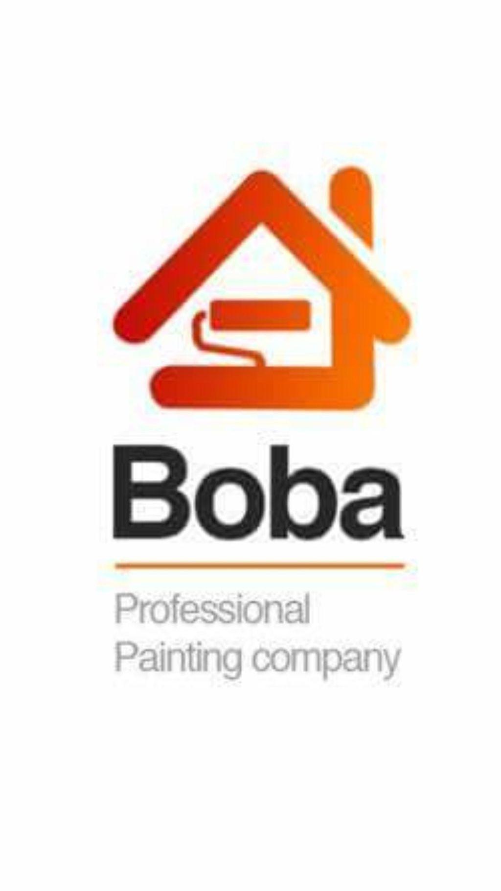 Boba Painting
