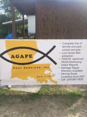 Avatar for Agape Pest Services, Inc