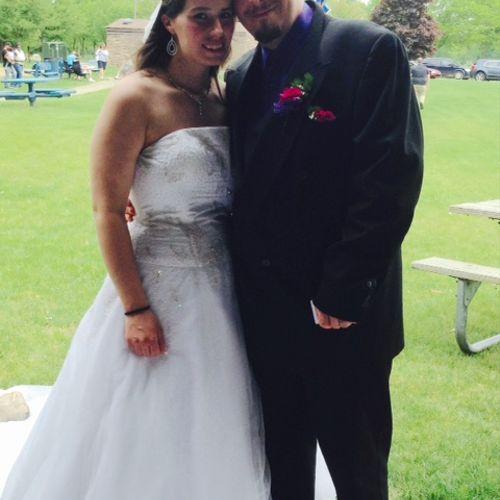 Mettala Park Wedding ~ Steven & Nicole 05-24-15