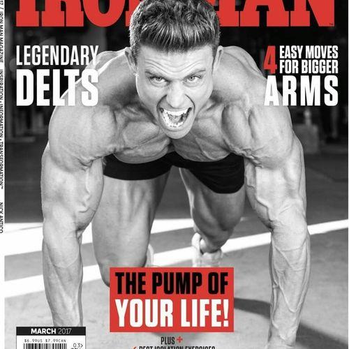 My 1st Magazine Cover