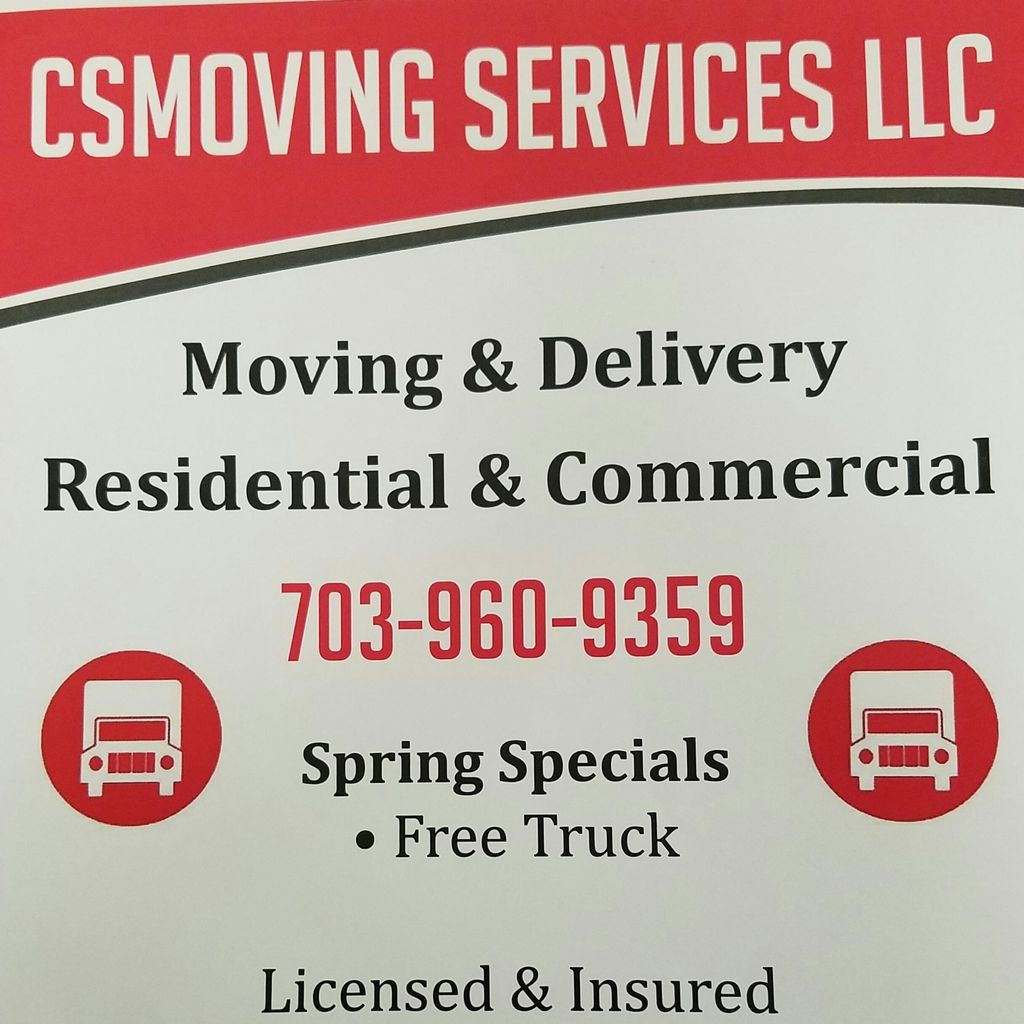 CSMOVING SERVICES LLC