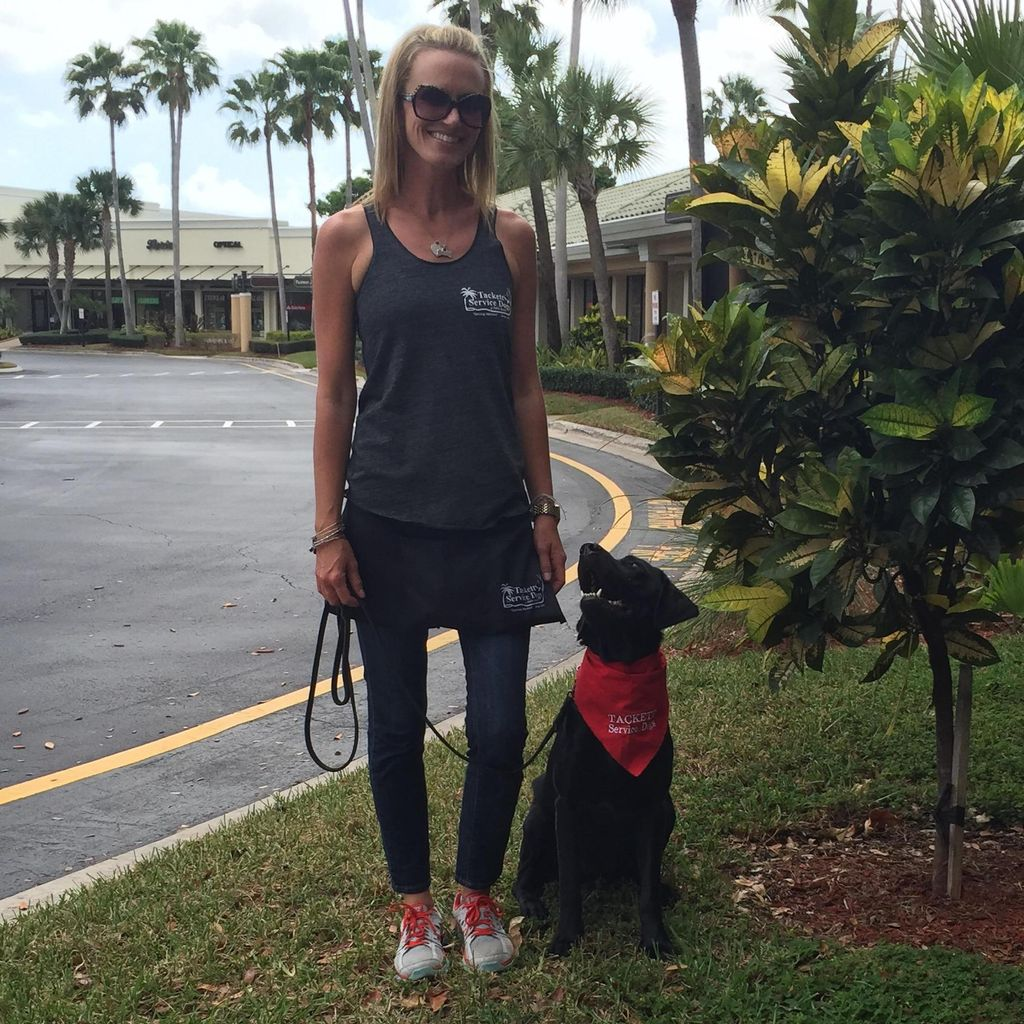 Tackett Service Dogs Of Palm Beach