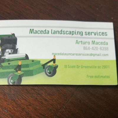 Avatar for Maceda landscaping service and tree services