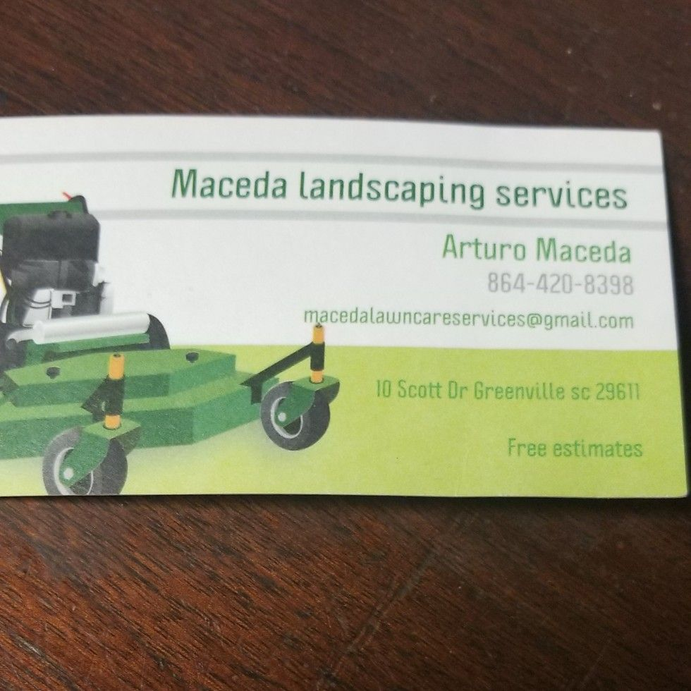 Maceda landscaping service and tree services