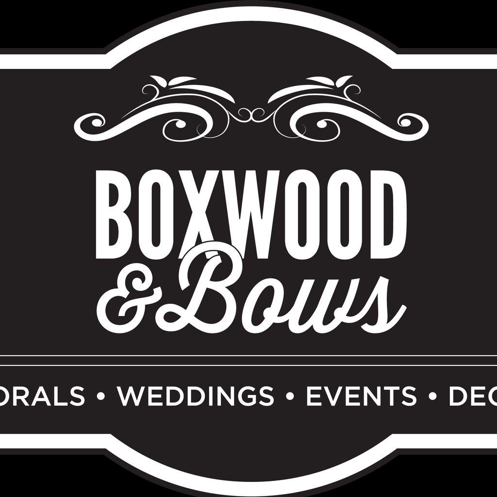 Boxwood & Bows