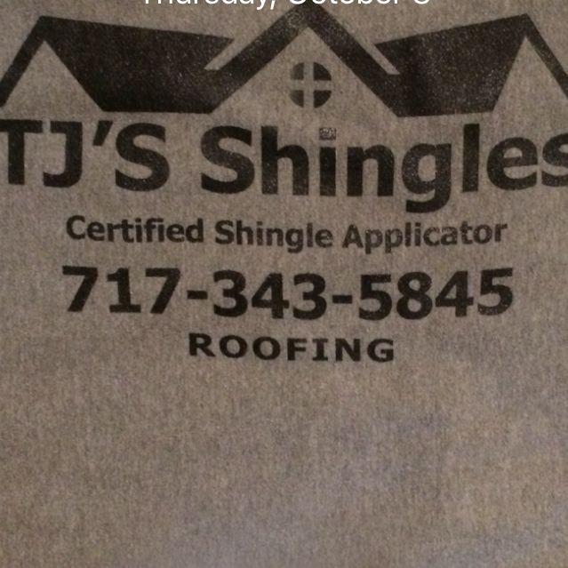 TJ'S SHINGLES