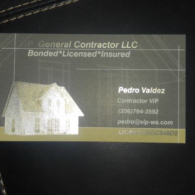 Avatar for VIP GENERAL CONTRACTOR LLC
