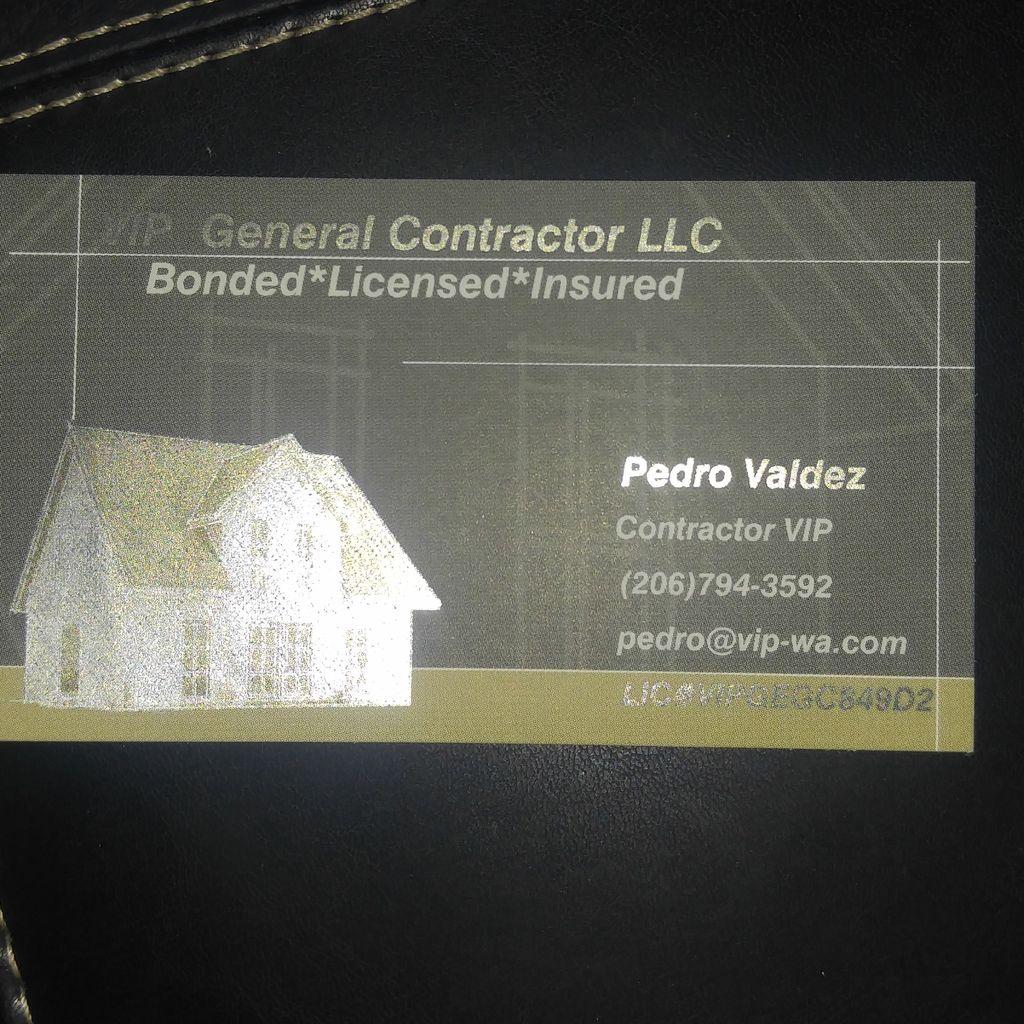 VIP GENERAL CONTRACTOR LLC