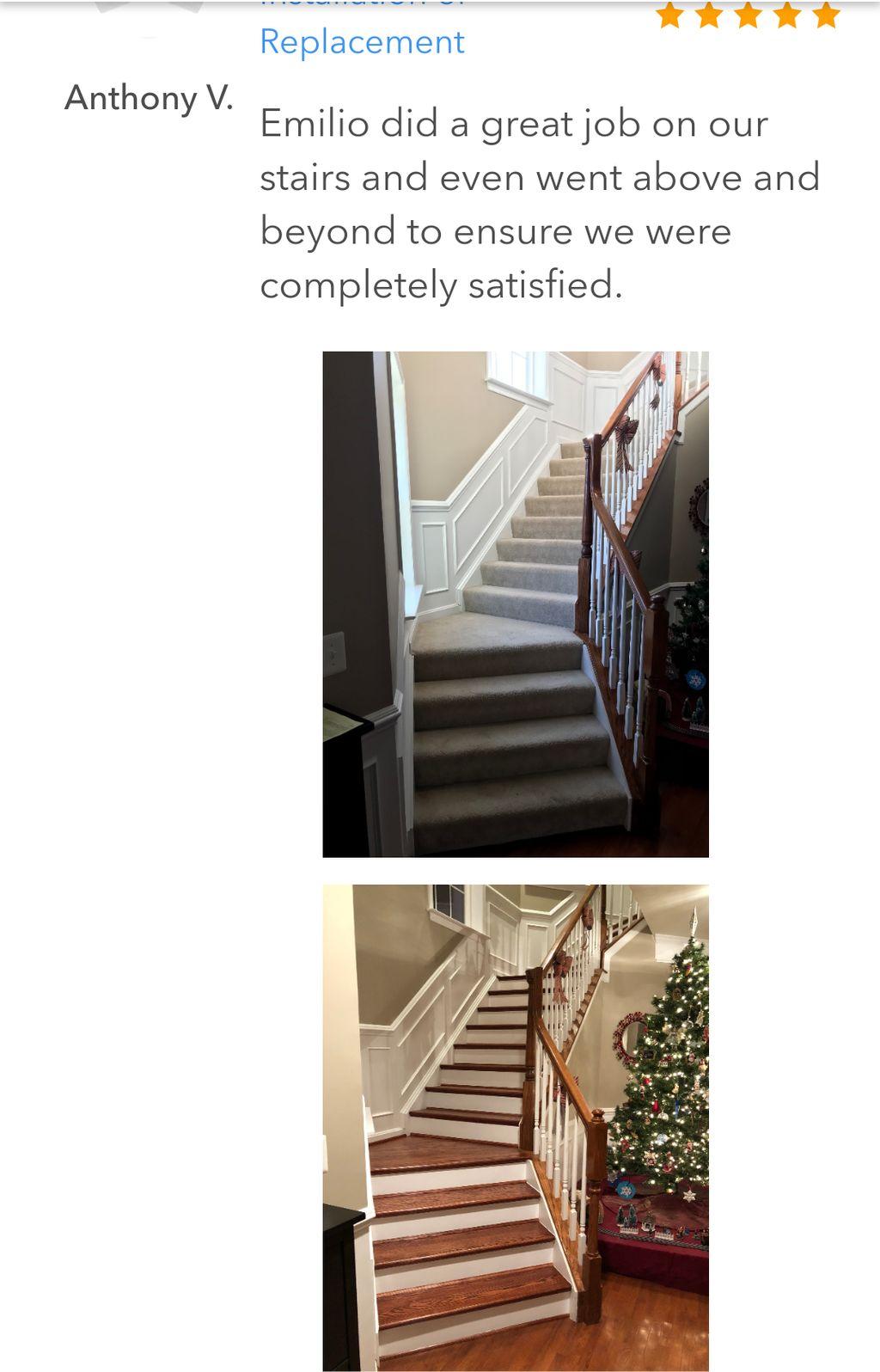 Flooring service LLC