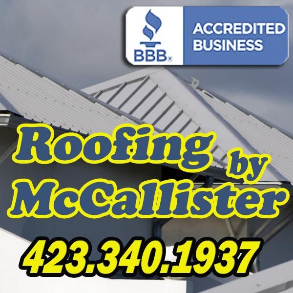 Roofing by McCallister (aka McCallister Roofing)
