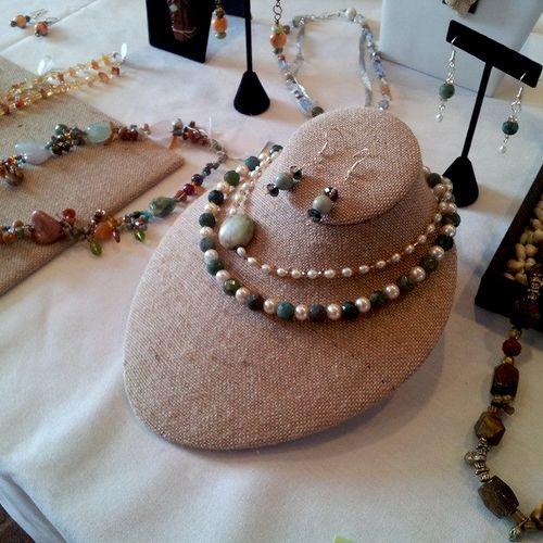 Handmade wedding jewelry for spring 2014