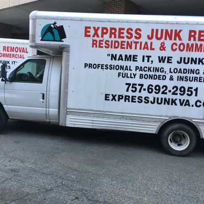 Avatar for Express Junk Removal Chesapeake, VA Thumbtack