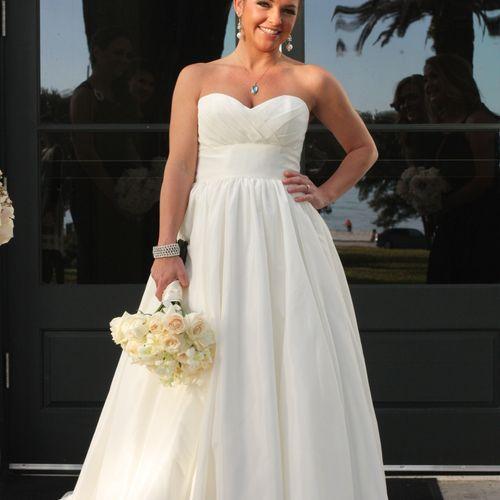 Beachside Bride Biloxi MS.